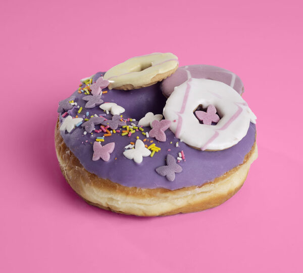 Planet Doughnut Party Ring | Parting Ring Flavoured Doughnut