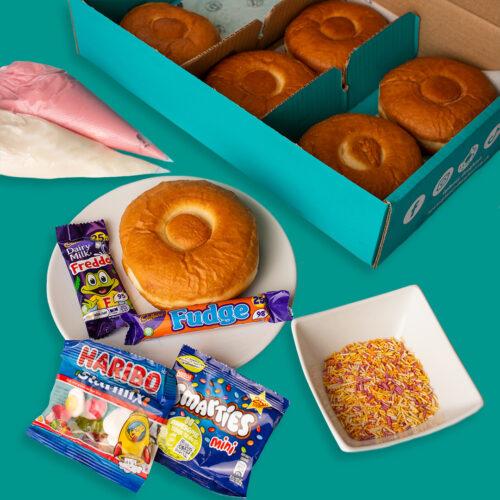 Planet Doughnut DIY Box | Original DIY Box | Original Doughnut DIY Box