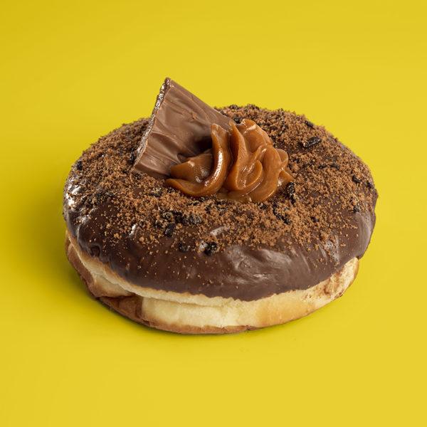 Daim bar doughnut | Planet Doughnut Daim Bar