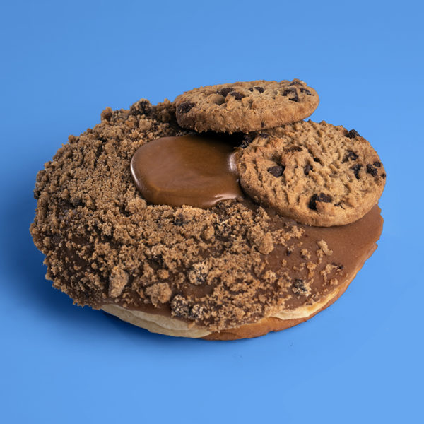 Caramel Cookie Doughnut | Planet Doughnut Caramel Cookie