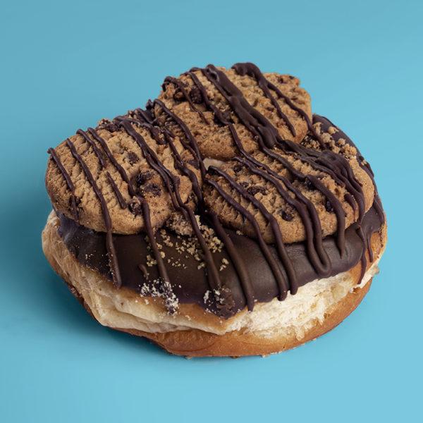 Planet Doughnut Kinder Cookie | Kinder Cookie Flavoured Doughnut