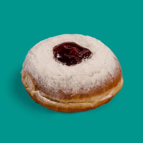 Jam Filled Doughnut | Planet Doughnut Jam Filled