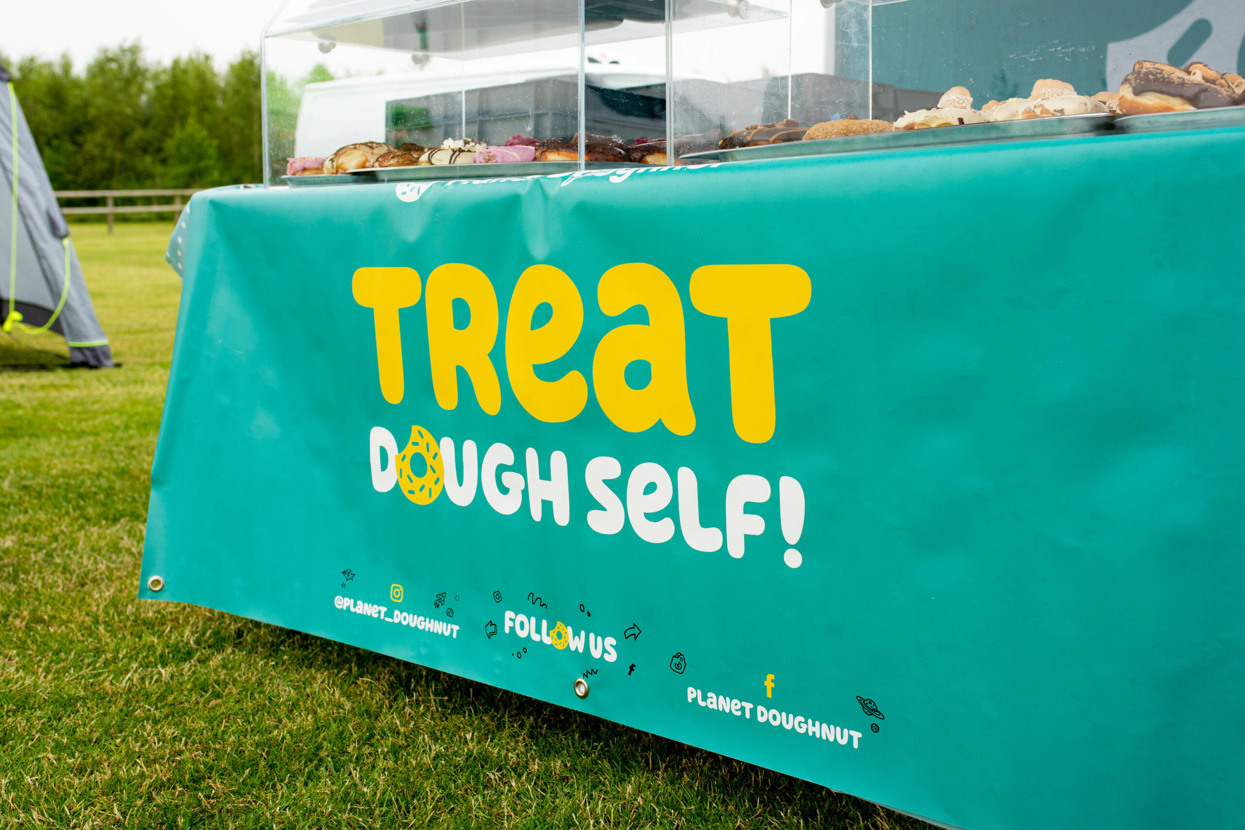 Planet Doughnut @ Events Sunday 4th July 2021