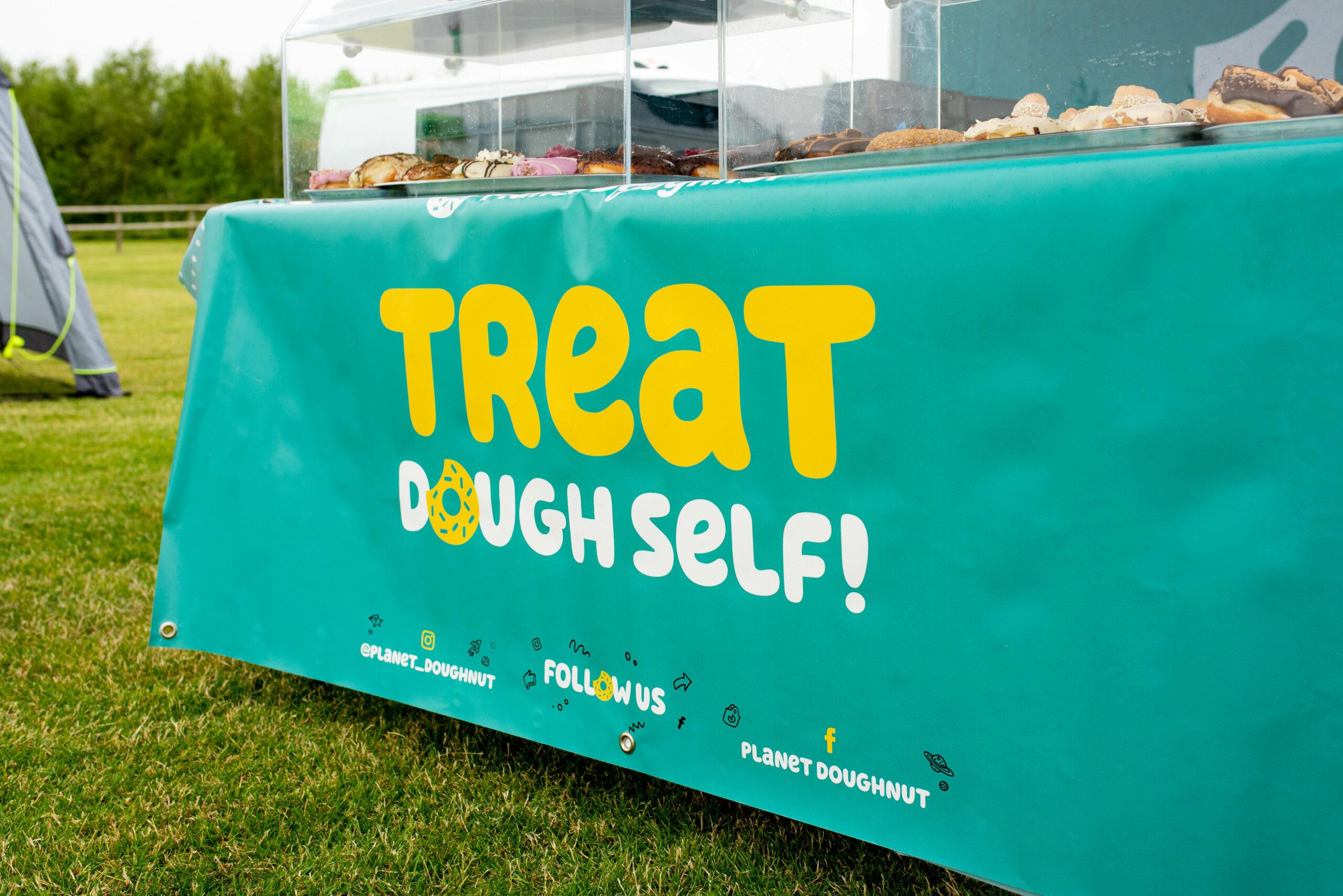 Planet Doughnut @ West Didsbury Market