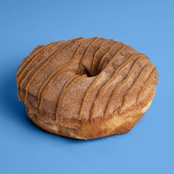 Toffee Crumble Doughnut | Planet Doughnut Toffee Crumble