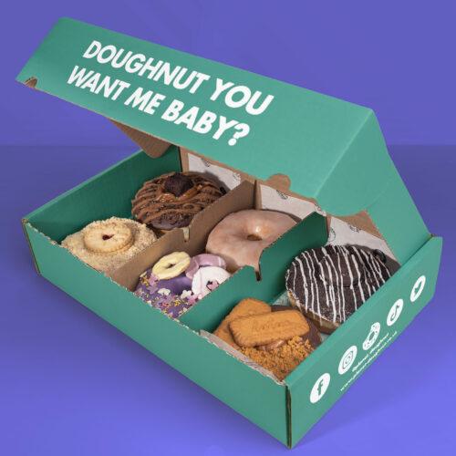 Planet Doughnut Vegan 6 pack